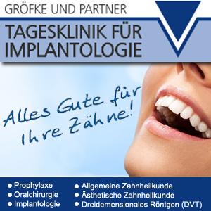 Tagesklinik für Implantologie